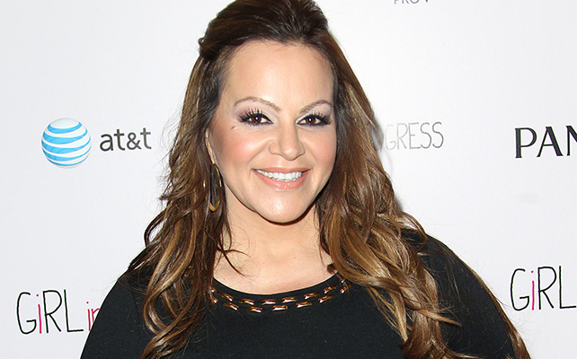 "LOS ANGELES, CA - MAY 02: Actress Jenni Rivera attends the Screening of ""Girl In Progress"" at the Directors Guild of America on May 2, 2012 in Los Angeles, California.  (Photo by Frederick M. Brown/Getty Images)"
